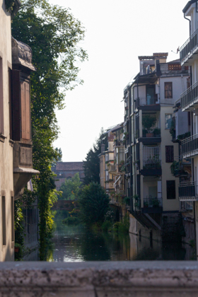 Old canal in Padova