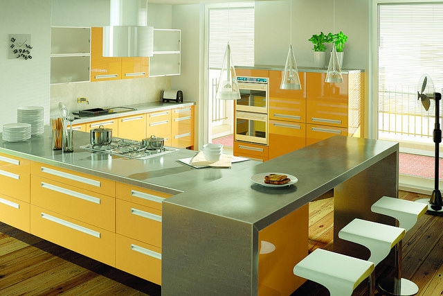 What will the kitchen of the future look like?