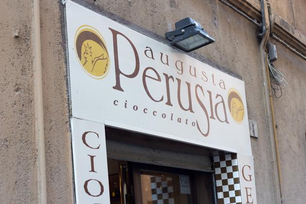 Cioccolato Augusta Perugia