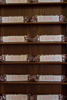 Chocolate and hazelnut bars