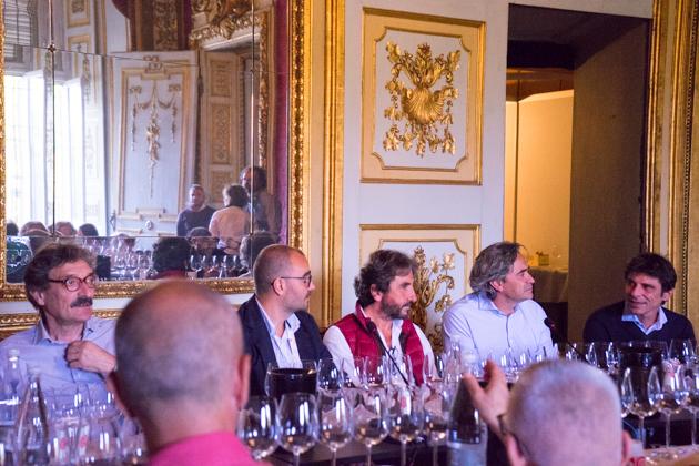 Six producers presenting their interpretations of the Nebbiolo grape