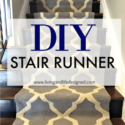 How to Install Your Own Stair Runner