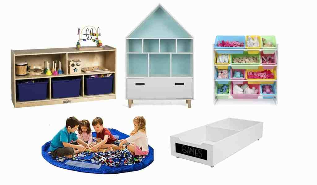 The Best Toy Organizers and Playroom Storage Furniture