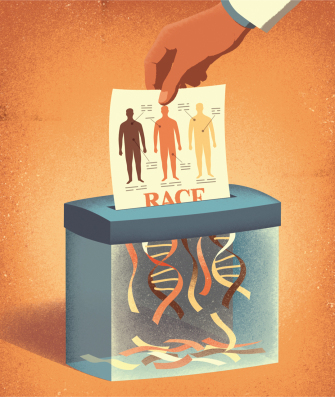 Is Race Genetic Anthropology On Evolution And Race