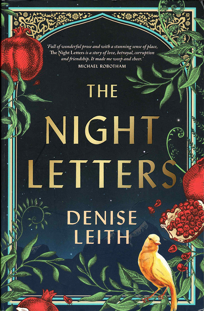 Denise Leith – The Night Letters