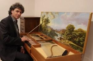 Arnan Wiesel  - Clavichord Recital in Gunning
