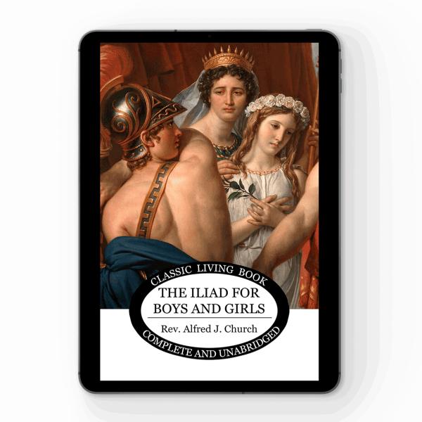 The Iliad for Boys and Girls digital