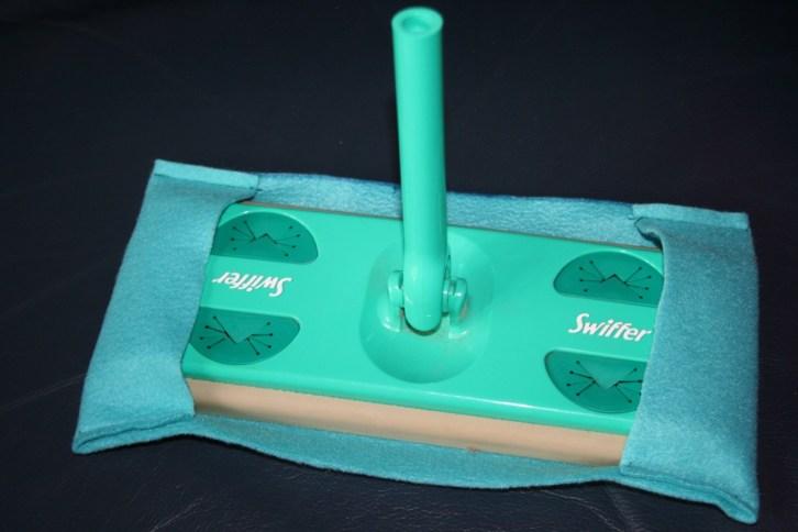 Swiffer stofdoekjes naaien