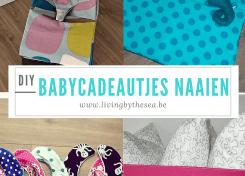 Babycadeautjes naaien