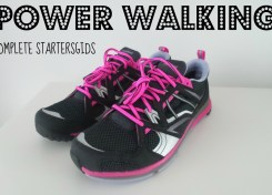 Power walking - complete startersgids