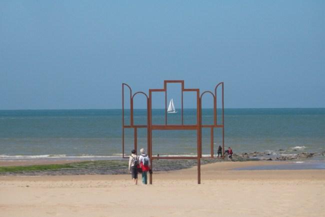 Zee Oostende Altar