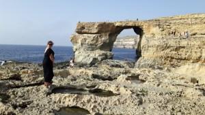 Duiken bij Gozo - Azure window
