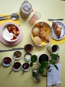 Ontbijten in Oostende