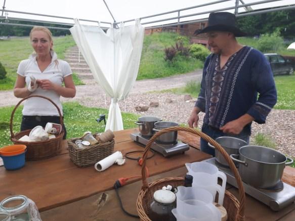 Lavender workshop Polen