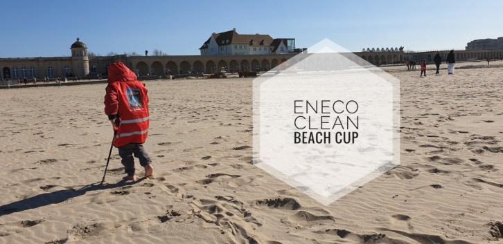 Eneco Clean Beach Cup - strandopruimactie