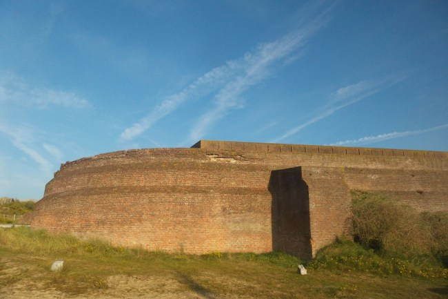 Fort Napoleon Oosteroever Oostende