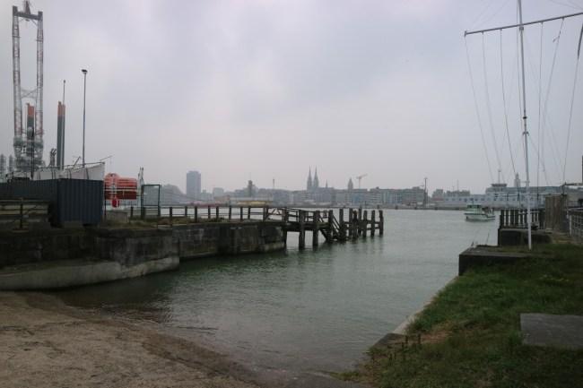 Helling - Oosteroever Oostende