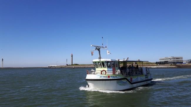 Overzetbootje Oostende