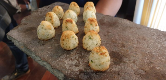 cocosrotjes met zeewier