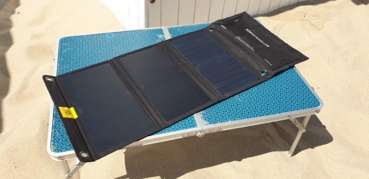 Powertraveller zonnepanelen