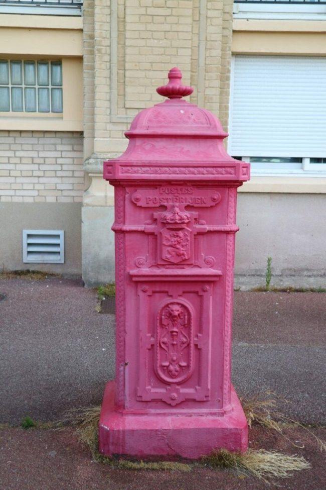 Brievenbus Sainte-Adresse Nice Havrais