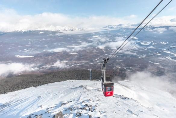 City + Ski in Edmonton & Jasper, Canada - Jasper SkyTram