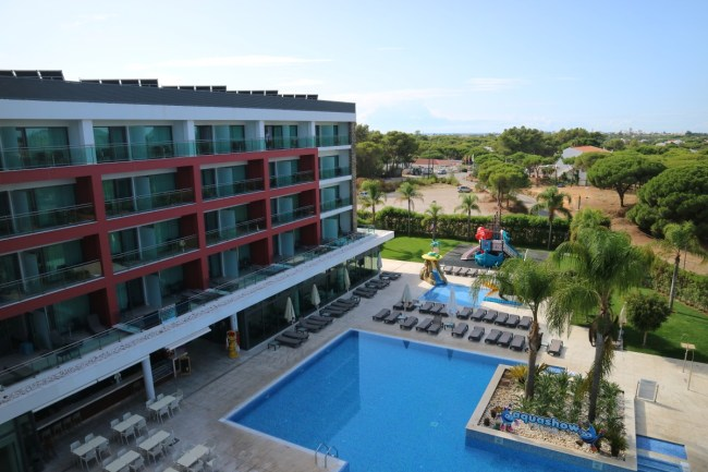Aquashow Hotel
