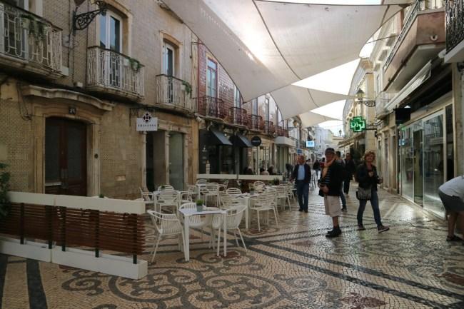 Winkelstraat Faro
