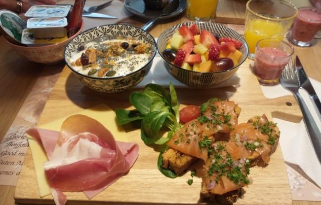 Ontbijt Brus Gistel