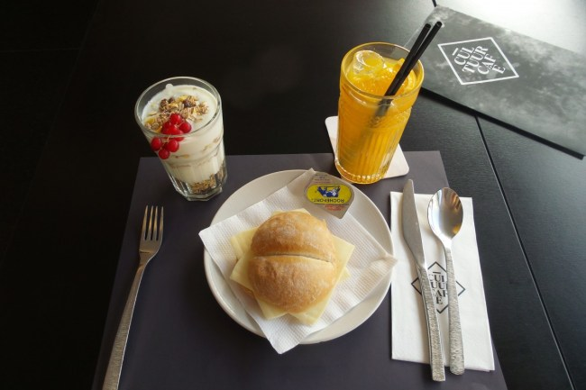 Ontbijt Cultuurcafé De Grote Post