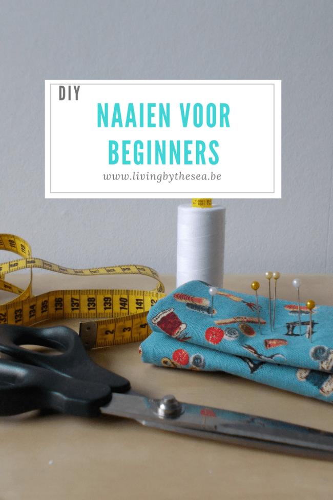DIY - Naaien voor beginners