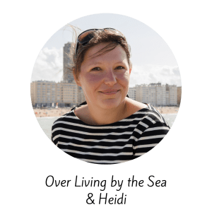 Over Living by the Sea & Heidi