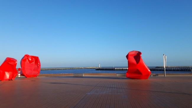 Beaufort - gratis doen Belgische kust