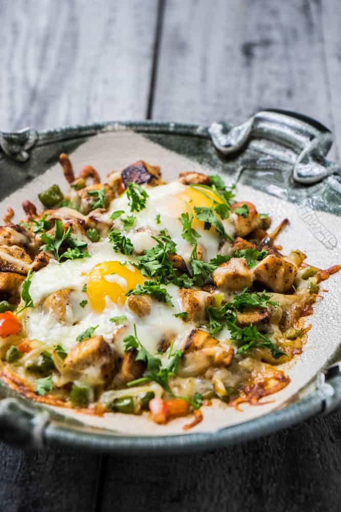 Chicken Breakfast Bake