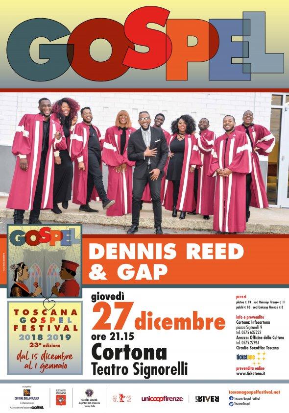 Gospel in Cortona