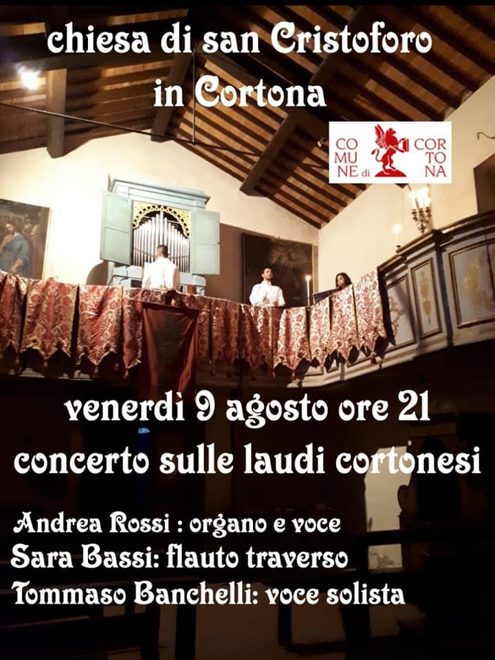 san cristoforo concert