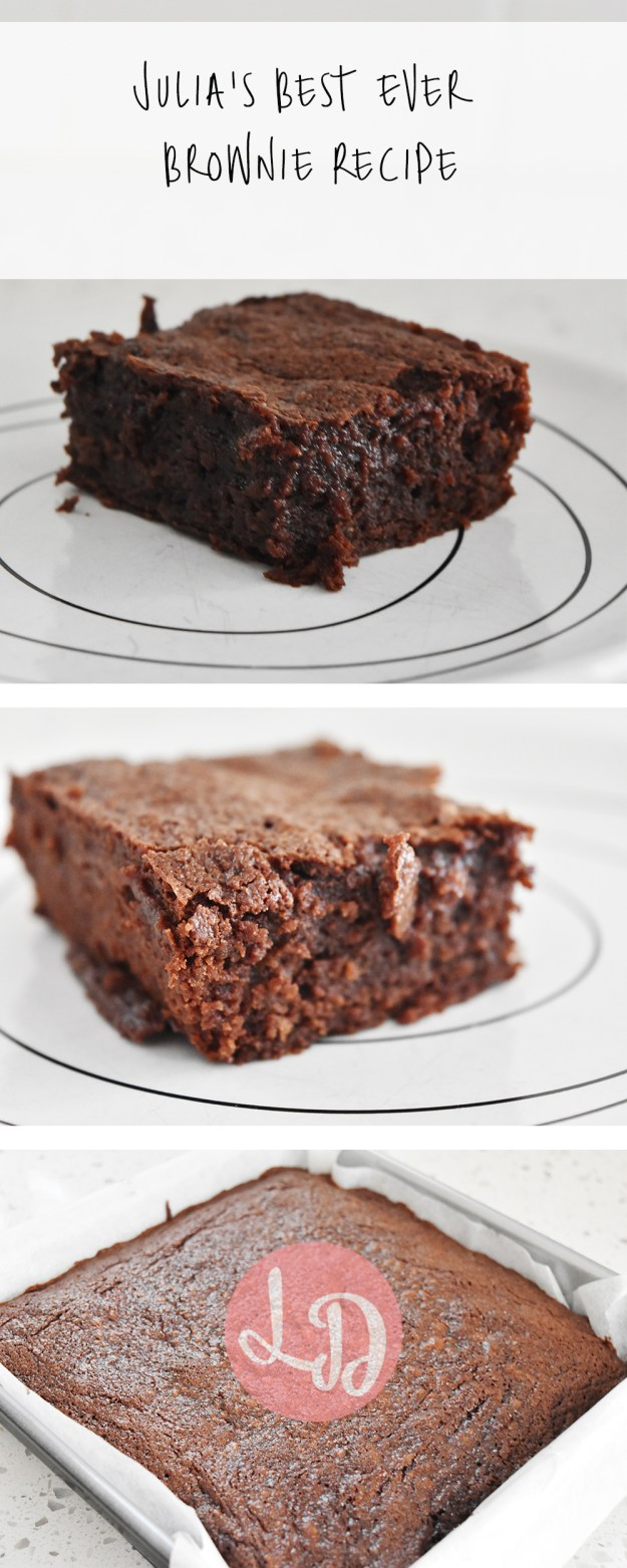 Best Ever Brownies | Living Darling
