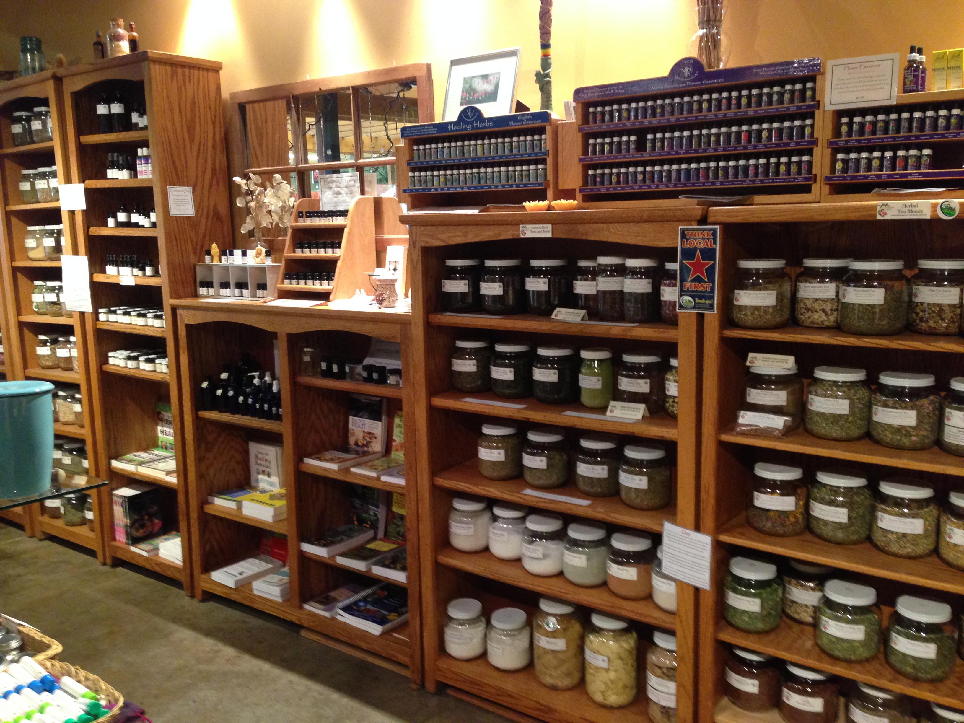 Living Earth Herbs – Organic Bulk Herbs, Essential Oils
