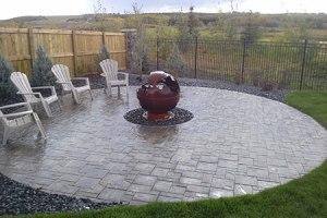 Paver Stone Patios Calgary