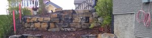 Natural Stone Landscaping Services in Calgary Alberta