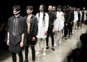 """ACUOD by CHANU """"CHANWOO LEE """" SS17 Collection presented at Amazon fashion week Tokyo."""
