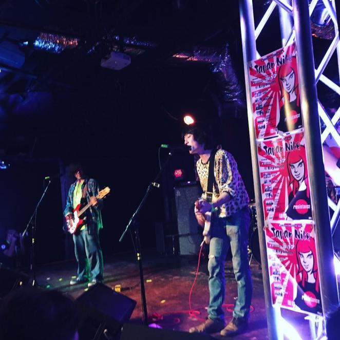 The walkings rocking it out sxsw2017 indie rock japanese artisthellip