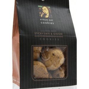 Byron Bay Cookies Sticky Date & Ginger Cookies