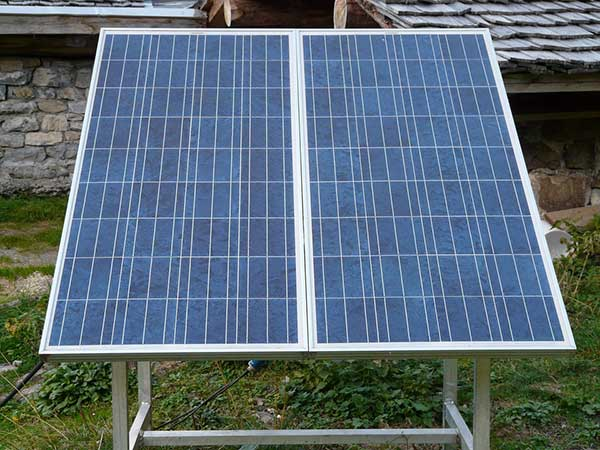 Solar Power System & installation, Do It Yourself Project