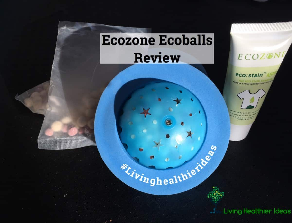 Ecozone EcoBalls Ecological Washing balls Review