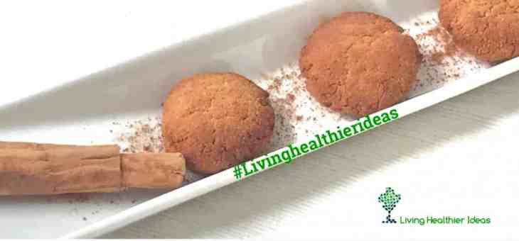DIY How to make gluten free ginger cookies