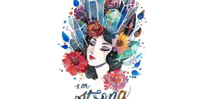 "The ""I am"" women empowerment project by designer Keira Bui"