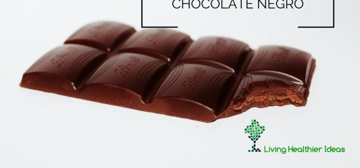 Los beneficios del chocolate negro