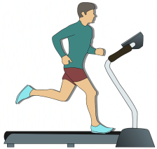 treadmill-running