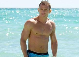 Daniel Craig Workout